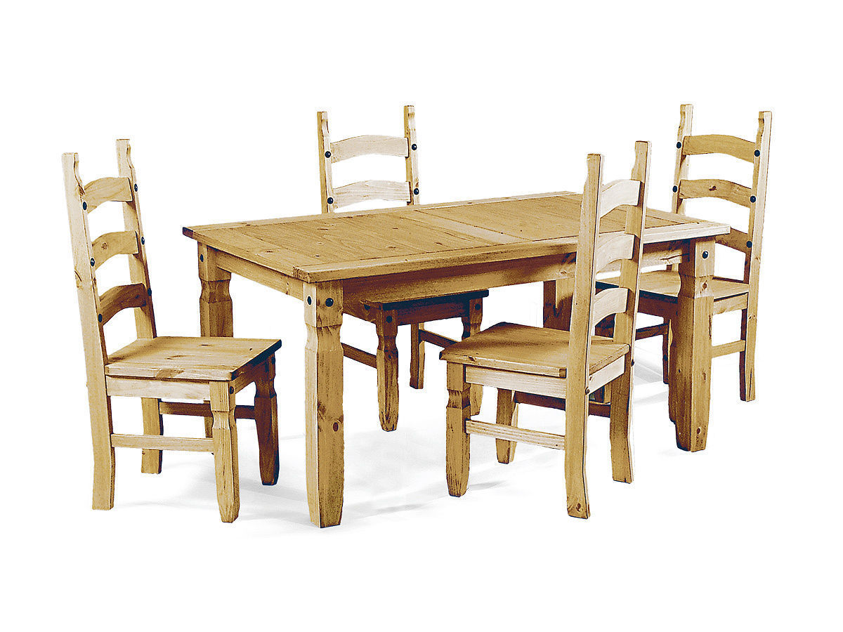 Soild Pine Wooden Dining Table and 4 Chairs Homegenies : SoildPineWoodenDiningTableand4Chairsset from www.homegenies.co.uk size 1200 x 900 jpeg 166kB