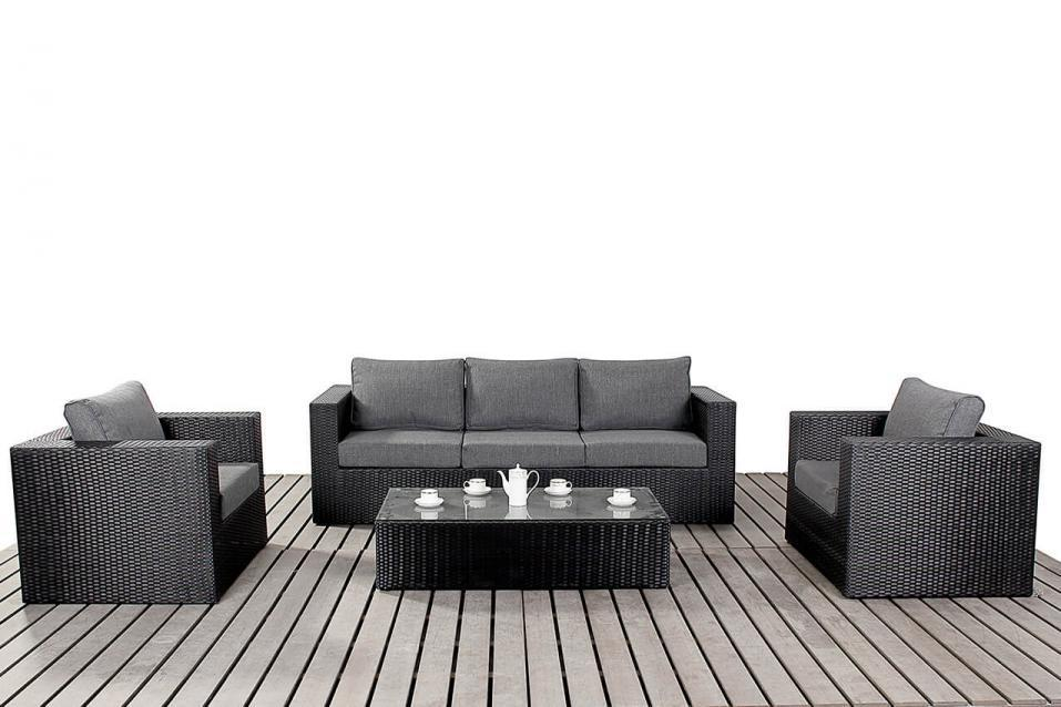 Prestige Black Rattan Large Rattan Sofa set Homegenies : largeblackrattansofaset from www.homegenies.co.uk size 957 x 638 jpeg 71kB