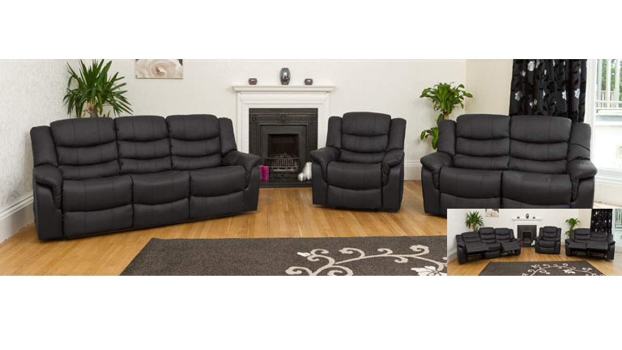 Electric Reclining Leather Sofa Images Futura Furniture