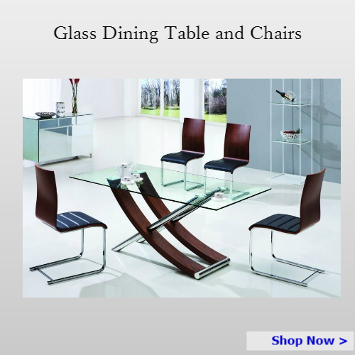 Glass 10 Seater Dining Table images : Glassdiningtableandchairs from gallerily.com size 500 x 500 jpeg 145kB