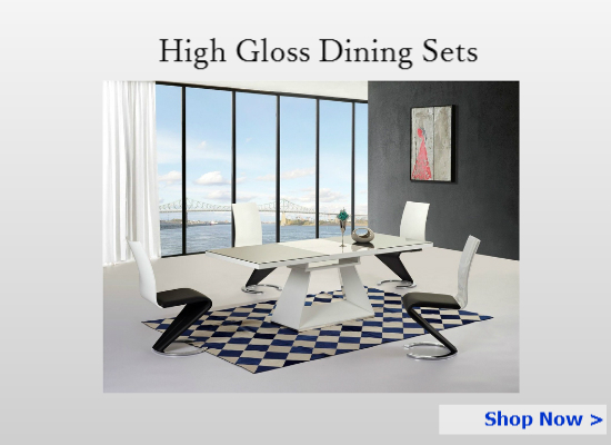 cream high gloss dining set download