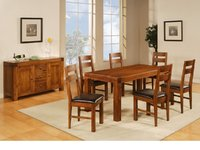 Wooden Dining Table and Chairs sets