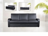 Sofa Beds in Leather and Fabric