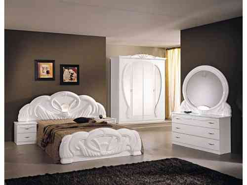 Italian high gloss bedroom furniture homegenies for M s bedroom furniture uk