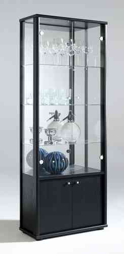 Glass Dining room Display Cabinet