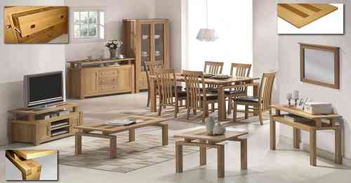 Oak Dining Room Furniture set