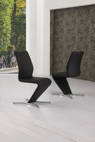 Black Z Dining Chairs