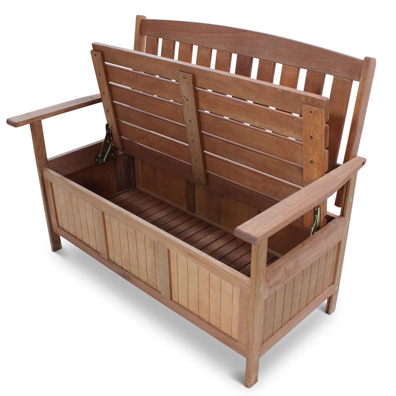 Prime Wooden Garden Storage Bench Gmtry Best Dining Table And Chair Ideas Images Gmtryco