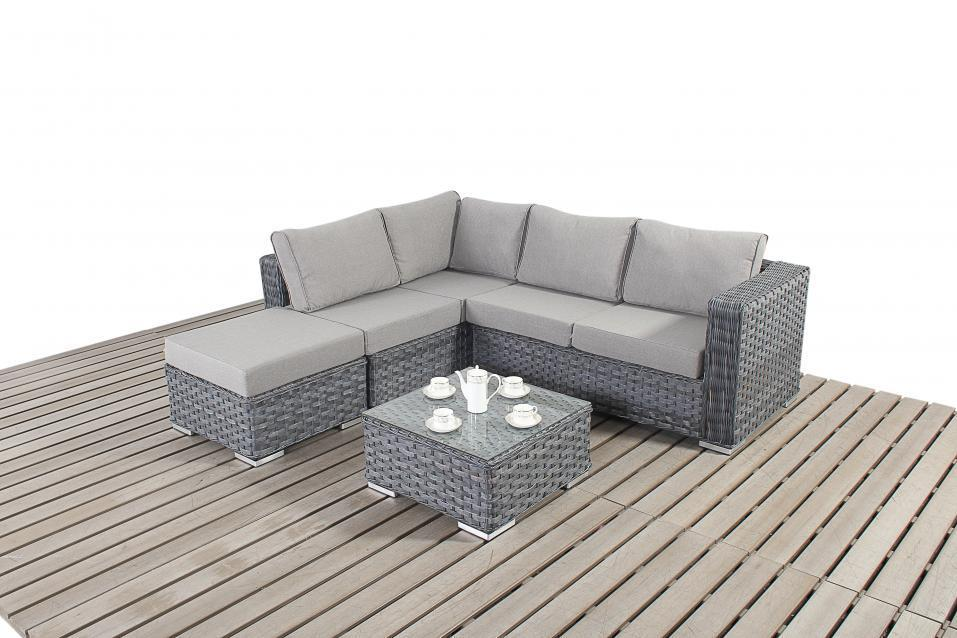 Platinum Small Grey Rattan Corner Sofa Homegenies : greysmallrattancornersofawithcoffeetable from www.homegenies.co.uk size 957 x 638 jpeg 81kB